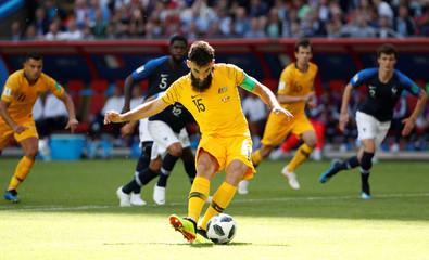 World Cup - Group C - France vs Australia