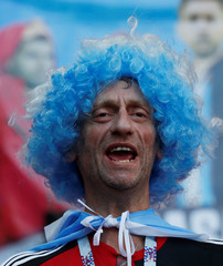 World Cup - Group D - Argentina vs Iceland