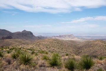 View from Sotol Vista, Big Bend National Park, Texas