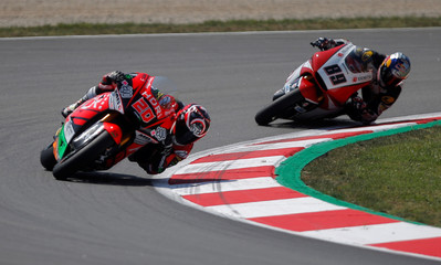 Moto2 - Grand Prix of Catalunya