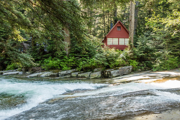 Denny Creek And A-Frame 2