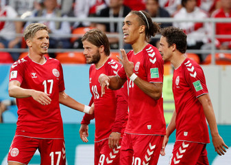 World Cup - Group C - Peru vs Denmark