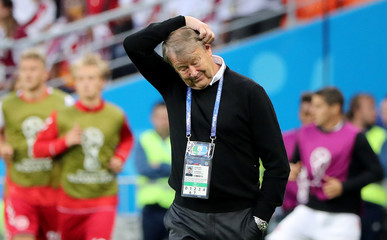 World Cup - Group C - Peru vs Denmark