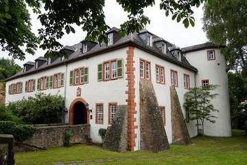 Schloss Rothenbuch, ehemaliges Mainzer Jagdschloss