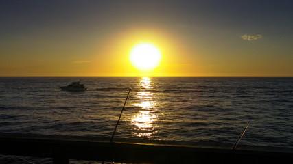 Ocean Beach Fishing Pier
