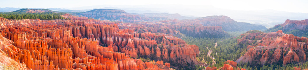 Foto op Canvas Natuur Park Bryce canyon national park