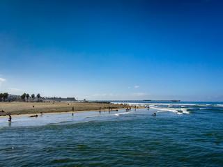 Ocean Beach Sunrise and Dog Beach