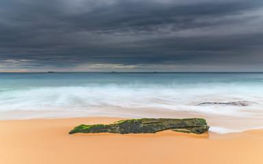 Winter Morning Seascape