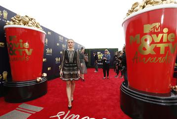 2018 MTV Movie & TV Awards - Arrivals - Santa Monica, California, U.S.