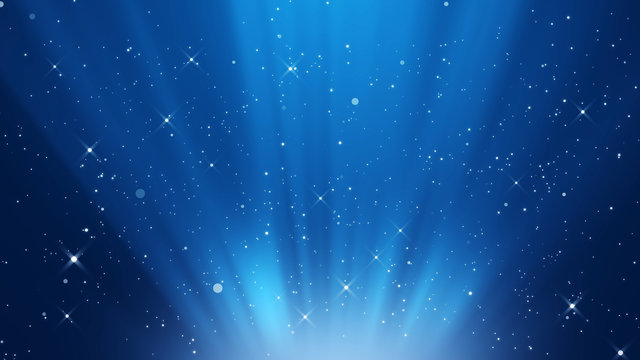 Magic background particle effect, simple background motion graphic