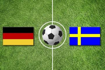 Deutschland gegen Schweden
