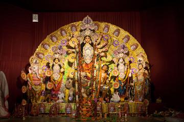Goddess Durga - Festival of Bengal