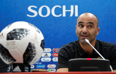 World Cup - Belgium Press Conference