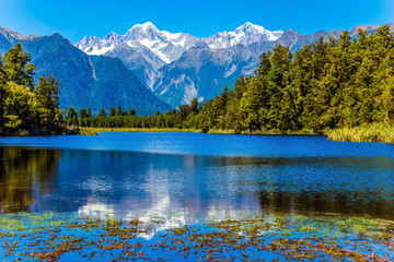 The Lake Matheson