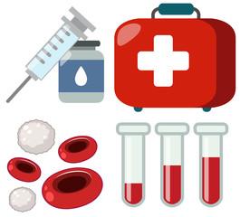 A Set of Medical Care