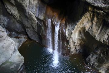 Skocjan cave of Slovenia