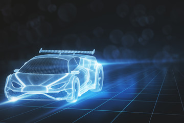 Technology, design and vehicle concept