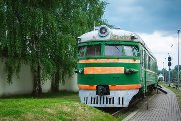 soviet electric train