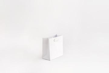 Unbranded Magnolia Supreme Paper Bag White Extra Small