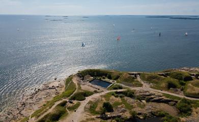 Suomenlinna Fortress Island Helsinki Finland Europe