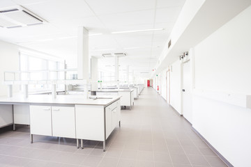 The laboratory furniture