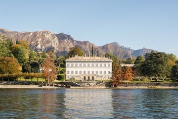 Villa Melzi and Gardens near Bellagio.