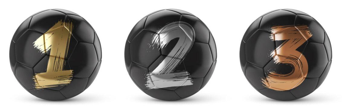 Ballon de football vectoriel 26