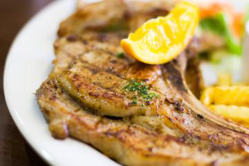 Steak restaurants that serve delicious steaks with lemon to add flavor