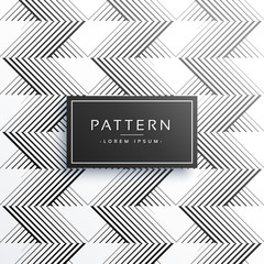 stylish zigzag  lines pattern background