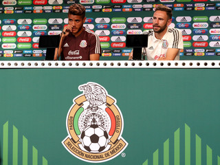 World Cup - Mexico Press Conference