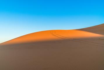 Deserts view , Morocco
