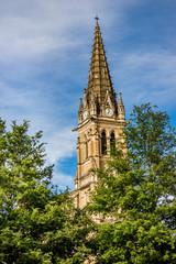 L'église de Saint-Cyr-au-Mont-d'or