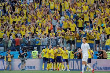 World Cup - Group F - Sweden vs South Korea