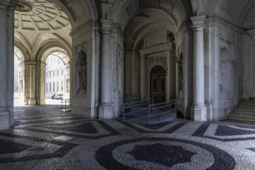 Portugal, Lisbon, Jeronimas Monastery, Ajuda Palace