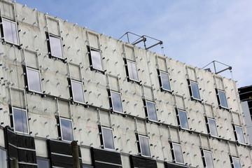 finition de la façade