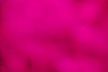 Blurred image of pink tone for background