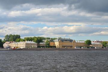 Menshikov Palace in St.Petersburg.