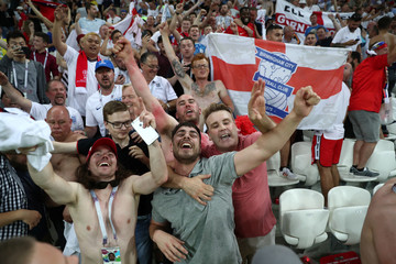 World Cup - Group G - Tunisia vs England