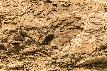 texture of the old destroyed granite stone, geology abstract background