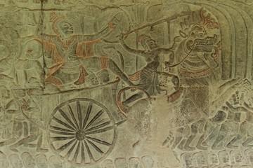 Temple Khmer d'Angkor