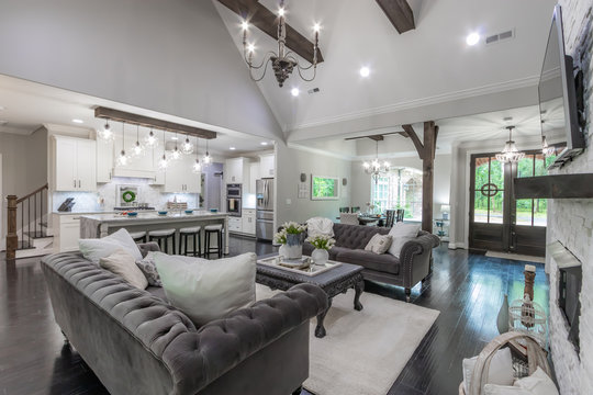 Beautiful designer southern home