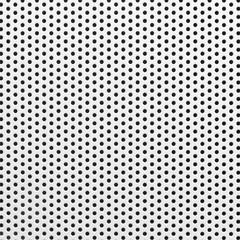 White metal mesh screen background
