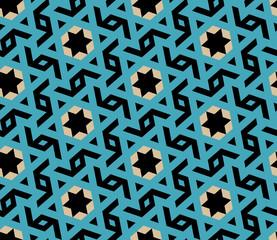 Morocco Seamless Pattern.