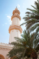 Minaret of Sharif Hussein Bin Ali in Aqaba