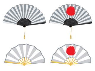 Oriental style fan