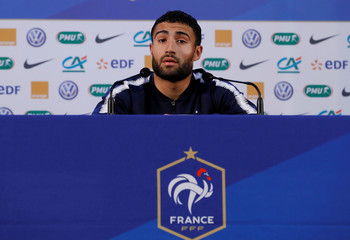 World Cup - France Press Conference