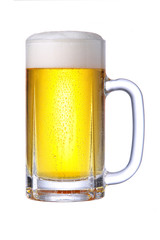 Spoed Fotobehang Bier / Cider 生ビール