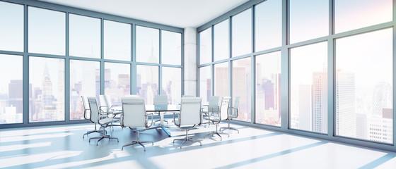 Meeting Room im Hochhaus 2