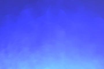 Blauer Hintergrund mit Blur und Bokeh