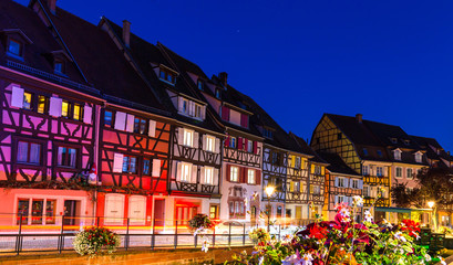 Fairytale houses in Colmar 8